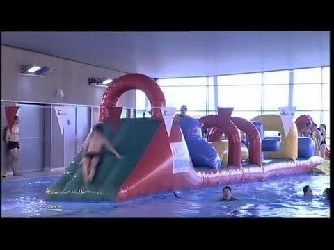 Centre aquatique des portes de l 39 essonne un lieu ludique for Piscine yerres