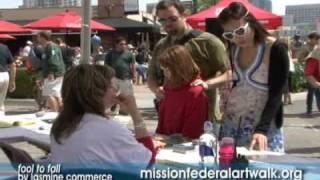 Mission Federal ArtWalk San Diego - 25th Anniversary Festival