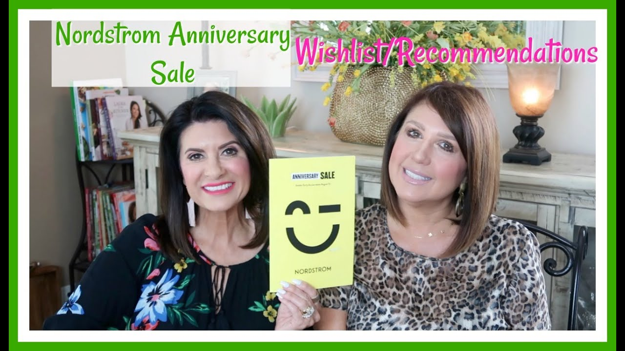 Nordstrom Anniversary Sale | Wishlist/Recommendations | 2020 | The2Orchids