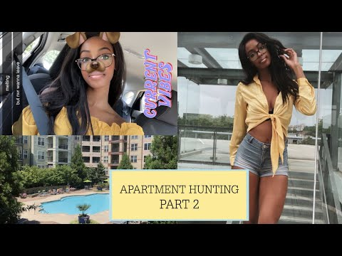 APARTMENT HUNTING IN ATLANTA UNDER $1200 *signed A Lease* #movewithL