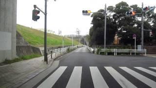 東京都道449号新荒川堤防線 Part1