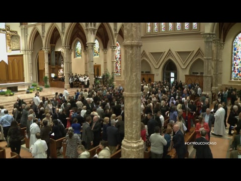 Deacons Ordained for Archdiocese of Chicago