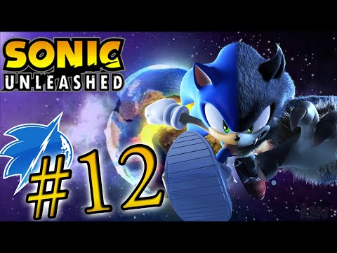 Sonic Unleashed (Wii) : Gaia Gates And Medal Challenges