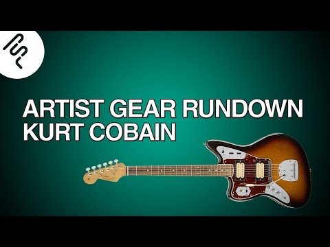 What Equipment Did Kurt Cobain Use? Kurt Cobain's Touring Gear