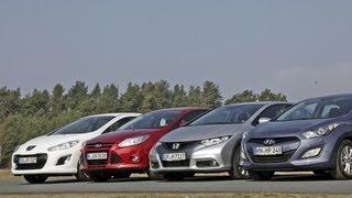 Focus, i30, Civic, 308 - Wie gut ist der Hyundai i30?