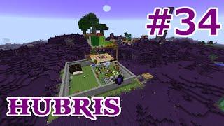 【Minecraft】この汚染された世界を生き抜く【ゆっくり実況】Hubris Part34