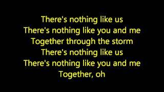 Justin Bieber- Nothing Like Us Acoustic Lyrics HD