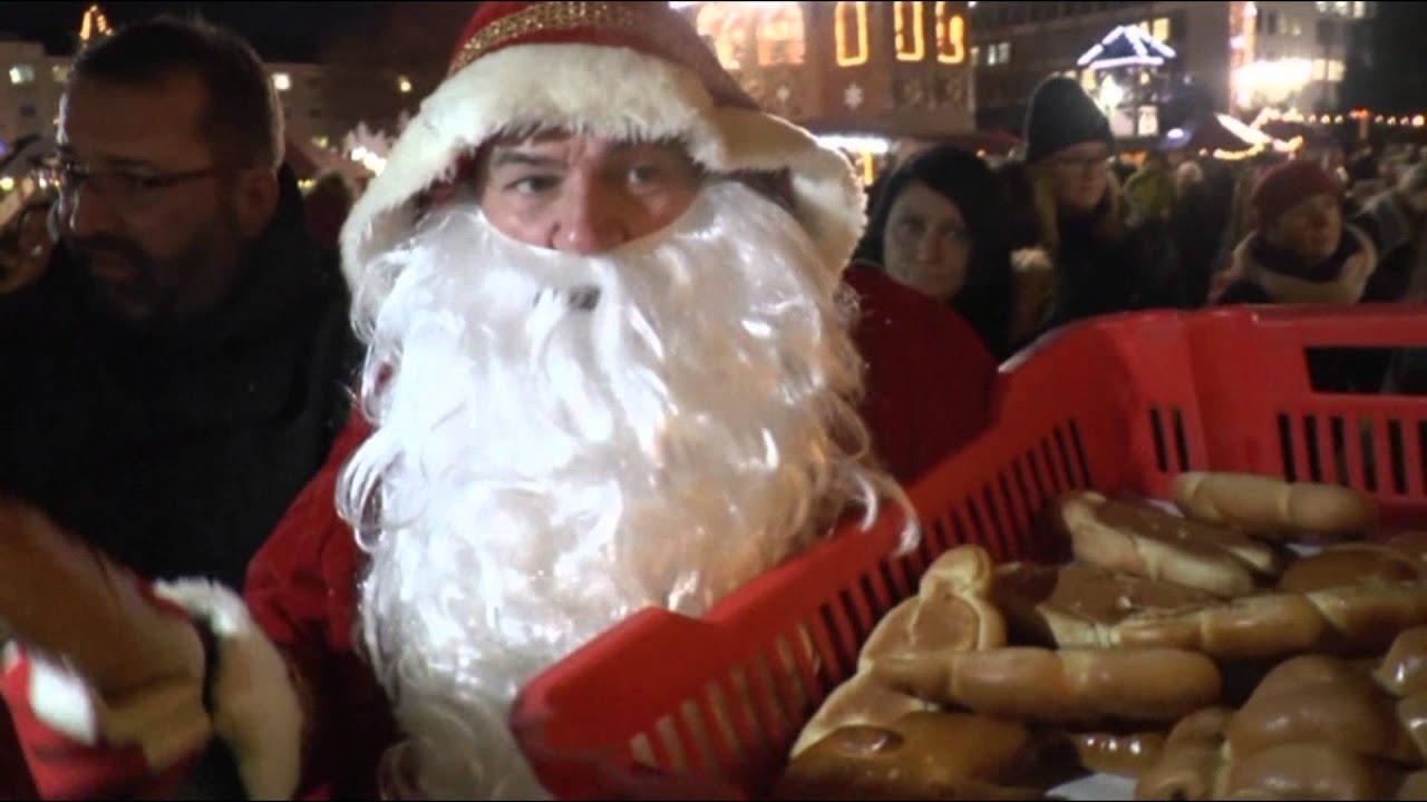 Eröffnung Christkindlesmarkt