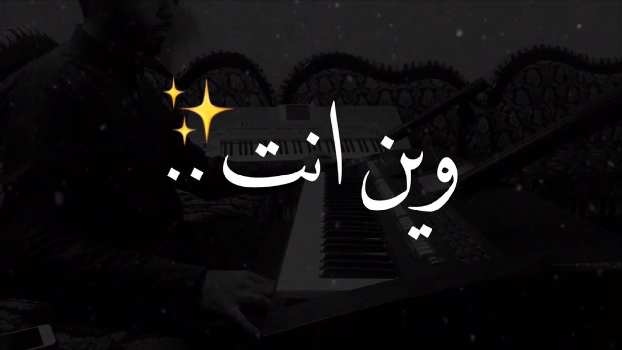 حمزة المحمداوي -وين انت ( عزفي )