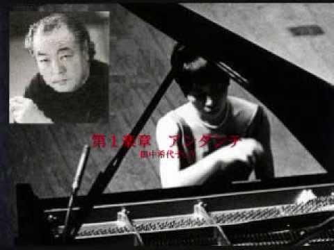 現代音楽 宍戸睦郎 「ピアノ協奏曲」/田中希代子