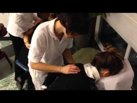 Office massage al centro di Milano