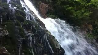 Cascada Romania Urlatoare Busteni Brasov Bucegi Travel Visit 2018