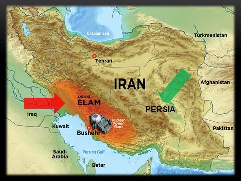 Ezekiel 38-39: Who are Persia and Elam?