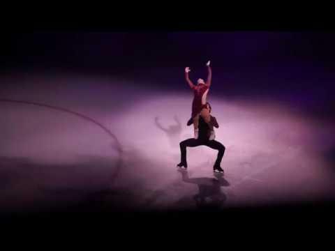 CSOI18 Ottawa - Virtue/Moir short video (long time running) + Moulin Rouge