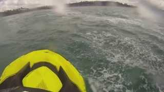 Seadoo Sea-doo Spark - First Ride 2013 90HP 2up