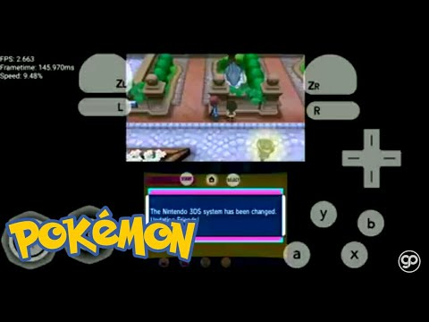 How To Download Pokemon X [3ds] With 3dse Emulator Working