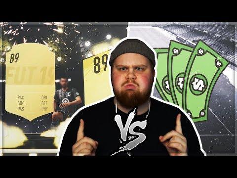 WALKOUTS VS $$$ - FIFA 19 SVENSKA