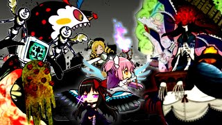 Download The Battle Cats × Madoka Magica - All Witches BOSS!! Mp3