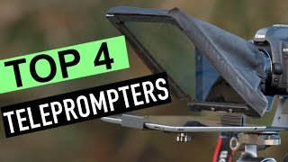 BEST 4: Teleprompters 2018
