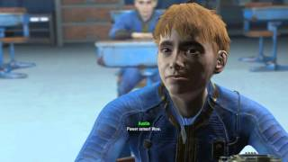 Fallout 4 - I Am Your New Substitute Teacher AND OVERLORD