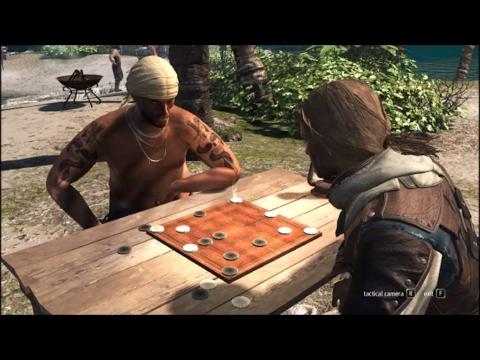 Nine Mens Morris Assassin's Creed