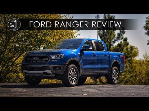 Ford Ranger   Best in Class Letdown