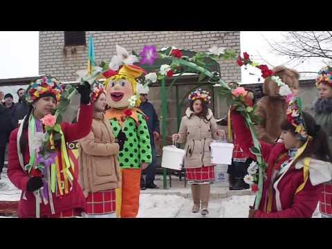 27 01 2016 открытие бюветной воды в пос НОВГОРОДСКОЕ
