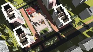 Underground Garage Project - Газар доорхи автомашины гараж төсөл