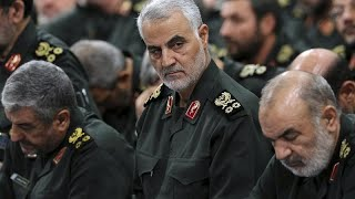 Qassem Soleimani: Iranians mourn as world reacts to death of Iran's top military official