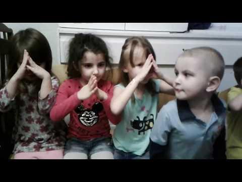 Позитивия 27 02 2019 Русский язык наглядное изучение гласных букв воспитатель Надежда Рыбка