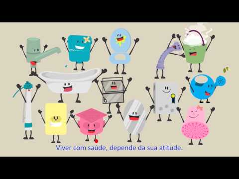 Viver com saúde (paródia Dumb ways to die)