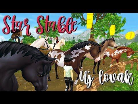 Star Stable - Ferdinándék letelepedtek - Új lovak új üzlet új part
