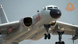 Китайский бомбардировщик Xian H-6K - старый советский самолет, который кошмарит Восточную Азию
