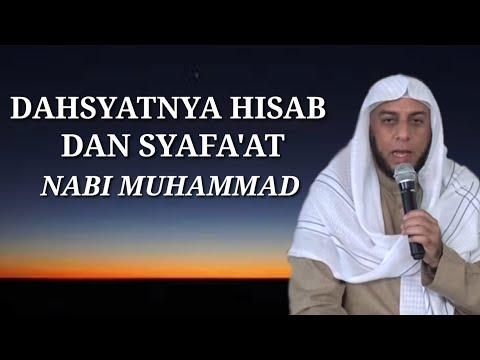 Dahsyatnya Hisab & Syafa'at Nabi Muhammad # Syekh Ali Jaber