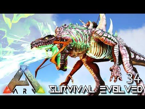 ARK: SURVIVAL EVOLVED - GODZILLA PERFECT TAME KAIJU GODZILLARK