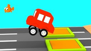 WHO WAS CHAMPION? - Cartoon Cars for kids. Cartoons for kids. Cartoons for children. Videos for kids