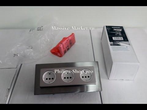 Блок розеток Philips 30189-17-16