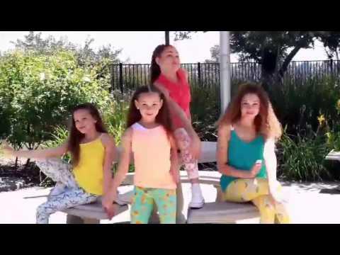 Haschak Sisters-Better when I'm dancin'