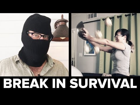 How To Survive A Home Invasion