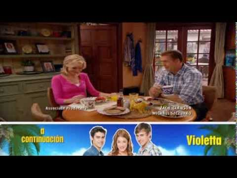 Disney Channel Spain - Continuity (11.09.2013)
