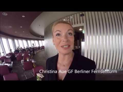 Christina Aue, Berliner Fernsehturm, TV Turm Alexanderplatz, ReiseTravel.eu