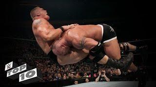 Goldberg's Best Spears: WWE Top 10, Oct. 17, 2016