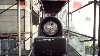 Battlefield 4 - Campaign mission Tashgar ladder jump bug -
