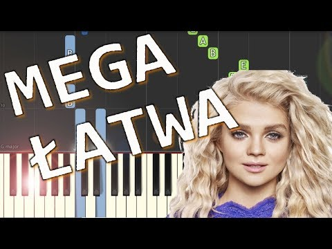 🎹 Thank you very much (Margaret) - Piano Tutorial (MEGA ŁATWA wersja) 🎹