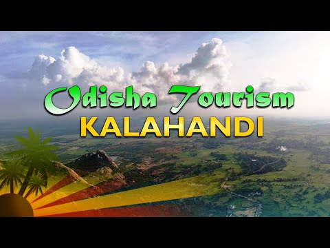 Tourist Places in Kalahandi - Odisha Tourism || India