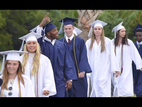 'We made it!' says Hilton Head Island high school graduate
