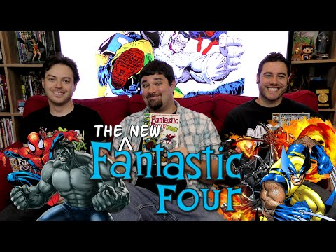 THE NEW FANTASTIC FOUR | Back Issues
