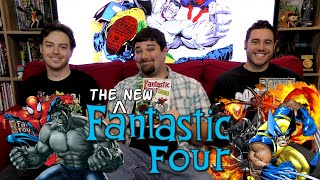 Spider-Man Creates a New Fantastic Four | Back Issues