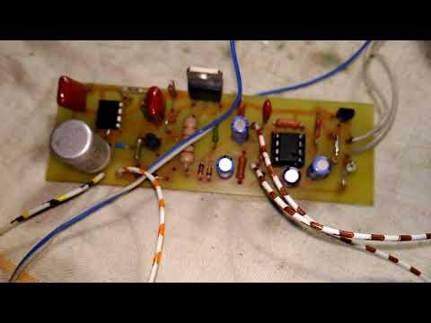 Металлоискатель пират на транзисторах своими руками схемы