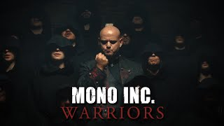 MONO INC. - <b>Warriors</b> (Official Video)